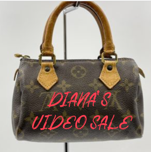 Diana with a NEW Video Sale image
